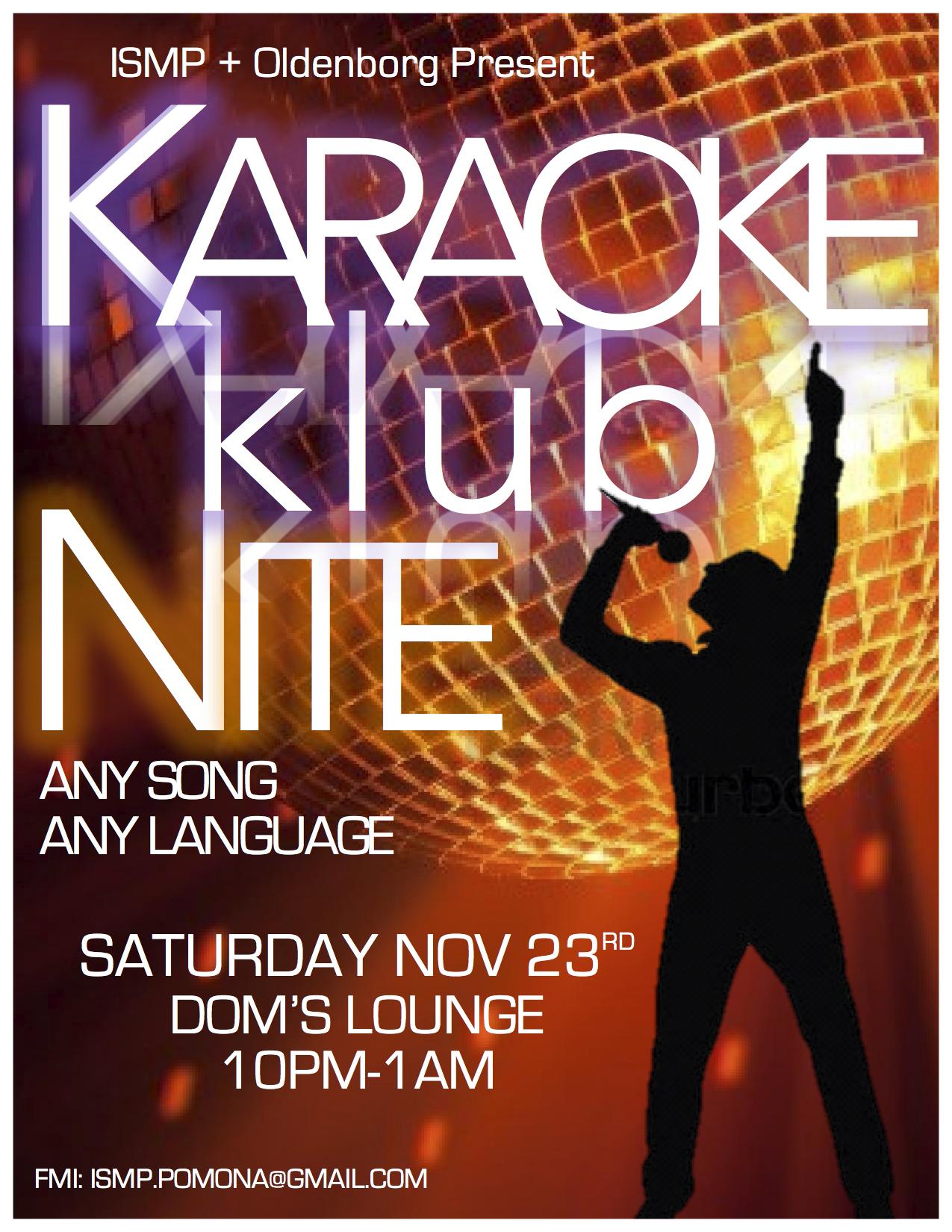 Karaoke-klub-nite